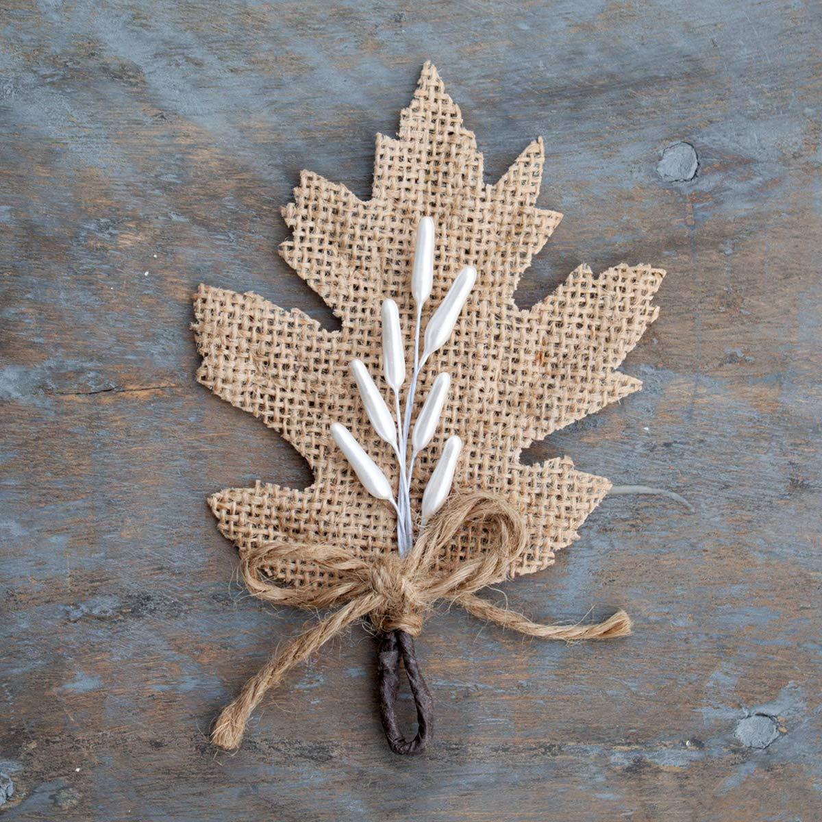 4-pcs-Rustic-Chic-Burlap-Boutonnieres-with-Beads-Groom-Best-Man-Wedding-Flowers-Accessories-Prom-by-BalsaCircle