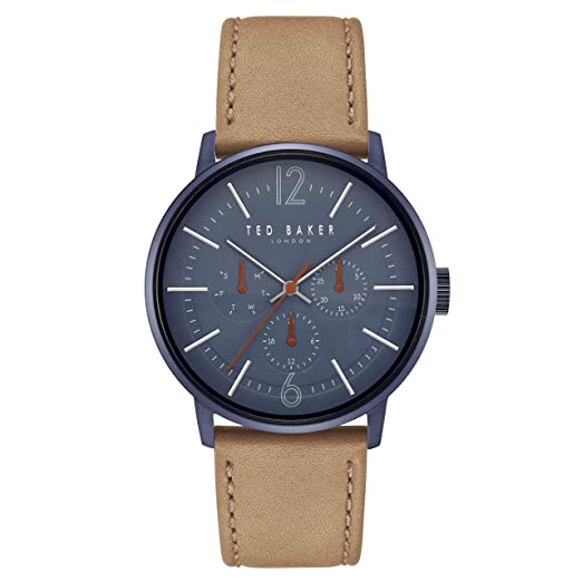 0a40897187dc8 Buy Ted Baker Analog Blue Dial Men s Watch-TE15066006 Online at Low ...