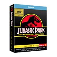 Jurassic Collection: The Gate Limited Edition (4 Blu-Ray)