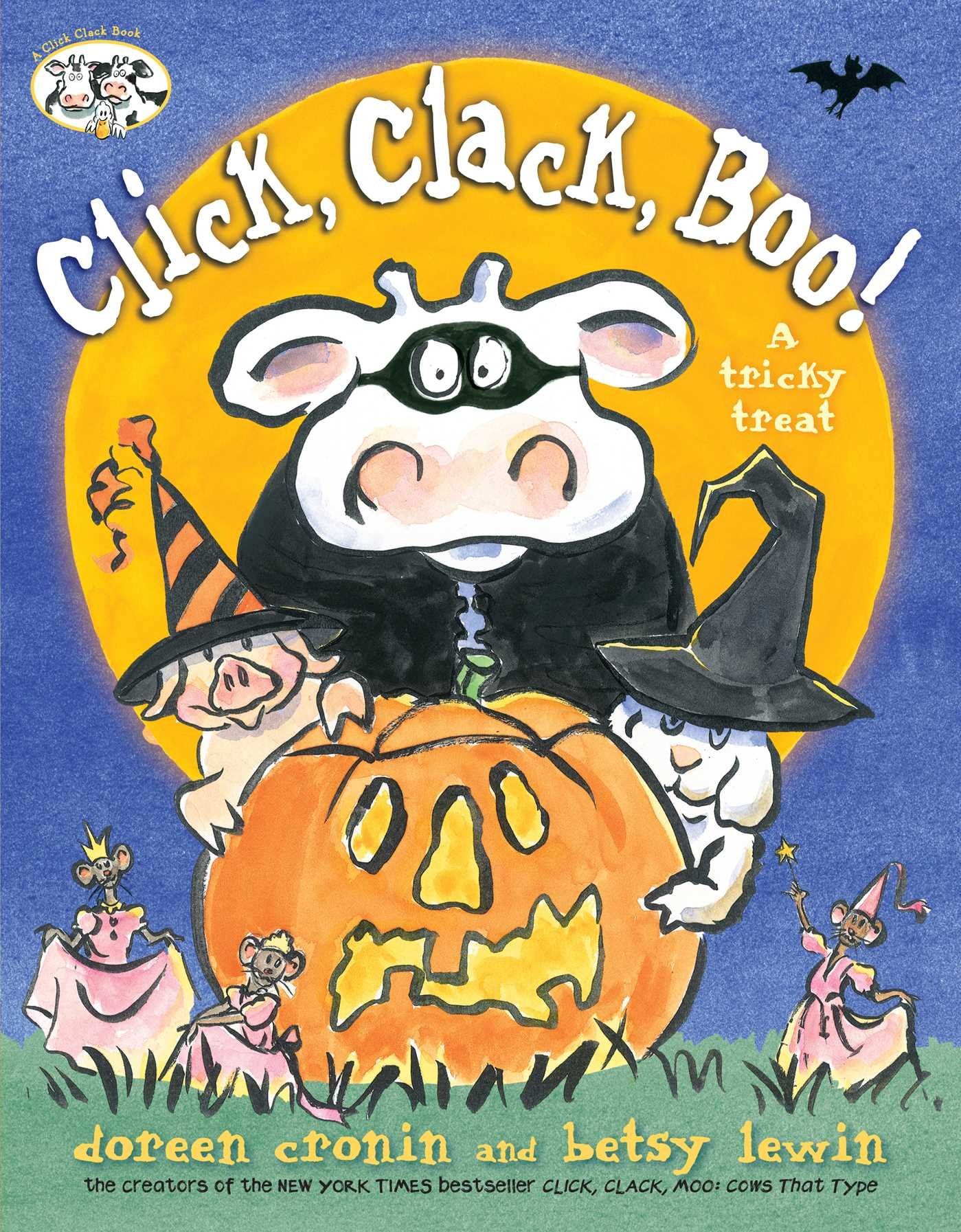 Click, Clack, Boo!: A Tricky Treat (A Click Clack Book) by Atheneum Books for Young Readers (Image #1)