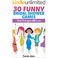 30 Funny Bridal Shower Games: That Everyone Will Love