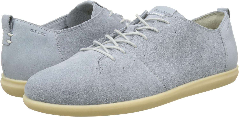 Geox U New Do B, Sneakers Basses Homme