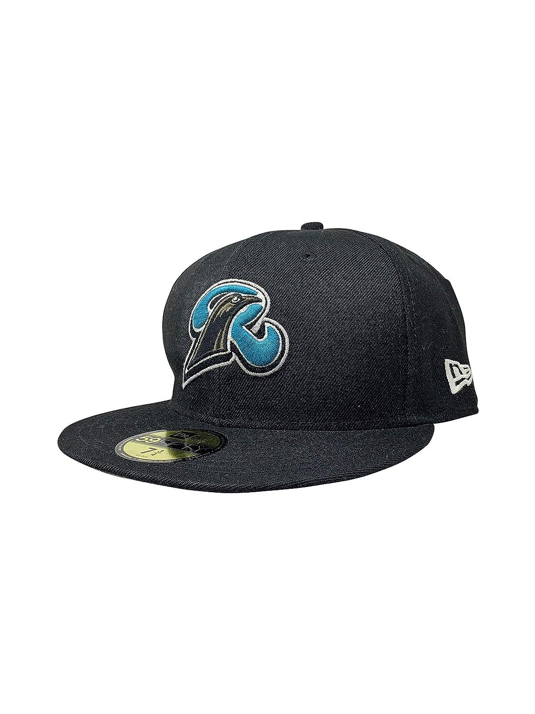 New Era トロントブルージェイズ 59Fifty フィットキャップ MLB ストレートブリム ベースボールキャップ 5950 Blk Retro Classic