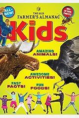 The Old Farmer's Almanac for Kids, Volume 7 Paperback