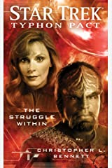 Typhon Pact: The Struggle Within (Star Trek- Typhon Pact Book 5) Kindle Edition