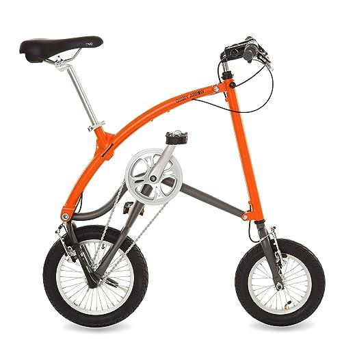 Ossby Arrow Bicicleta Plegable, Unisex Adulto, Naranja, Talla Única: Amazon.es: Deportes y aire libre