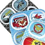 Bumkins DC Comics Superman Divided
