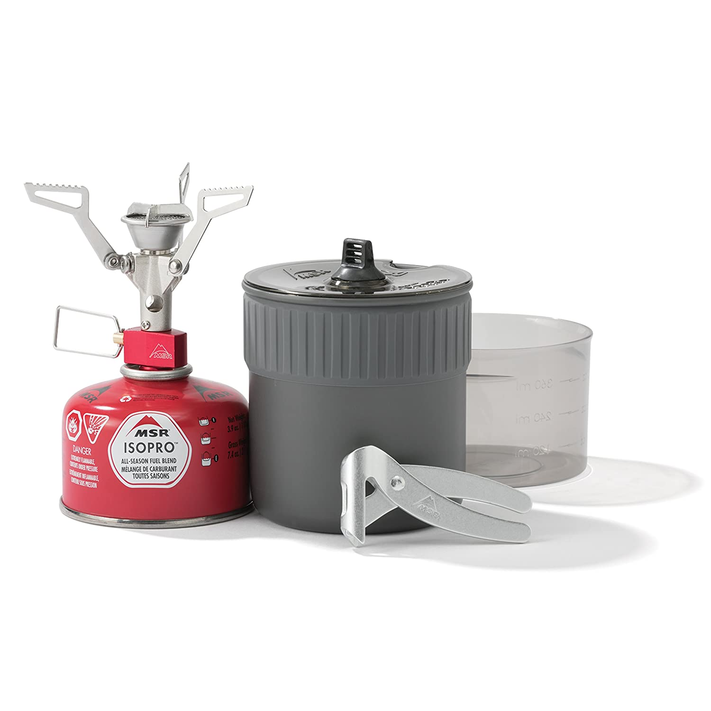 MSR Pocketrocket 2 Mini Stove Kit