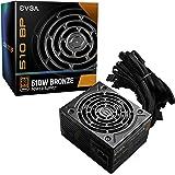 EVGA 510 BP, 80+ BRONZE 500W + 10W, 3 Year Warranty, Power Supply 100-BP-0510-K1, 510W