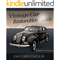 Vintage Car Restoration Guide - How to Create a Collector Car