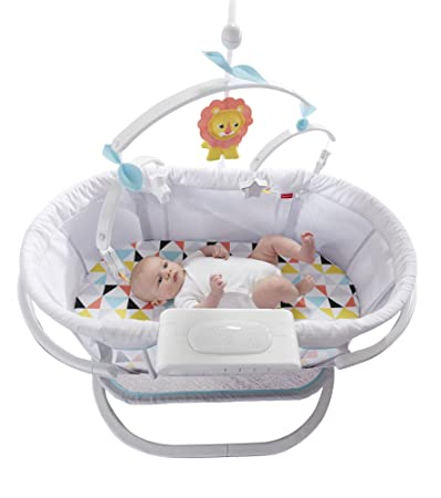 Congratulate, what Fisher price swinging bassinet