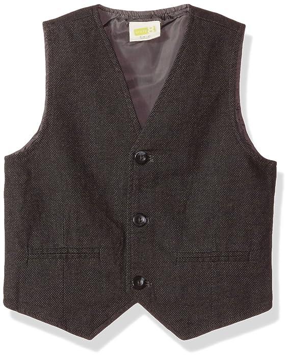 Steampunk Kids Costumes | Girl, Boy, Baby, Toddler Crazy 8 Little Boys Textured Dressy Vest $24.88 AT vintagedancer.com