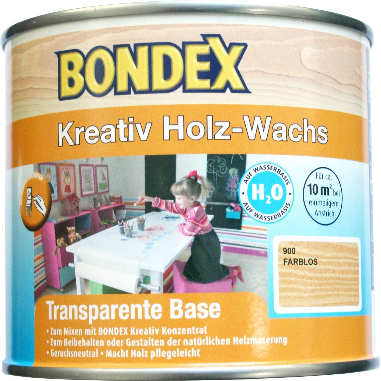 0,5 litro Bondex cera creativa: Amazon.es: Bricolaje y herramientas