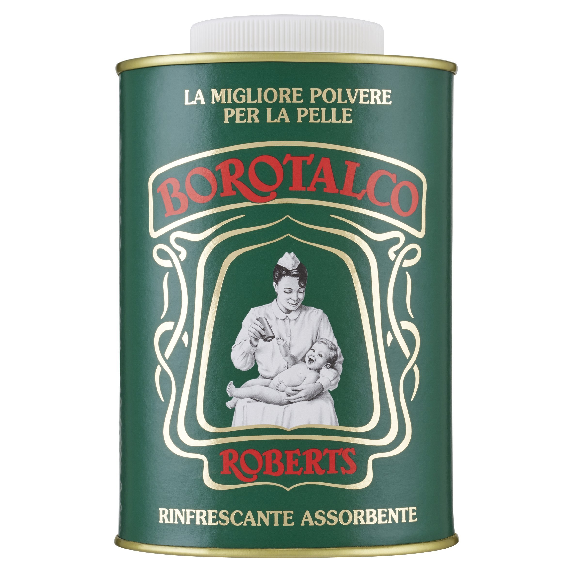 Borotalco Powder 17.5oz powder by Manetti H. Roberts by Manetti H. Roberts