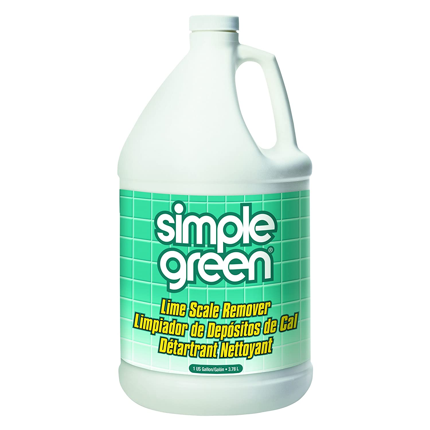 Amazon.com: Simple Green 50128 Lime Scale Remover, Wintergreen, 1 ...