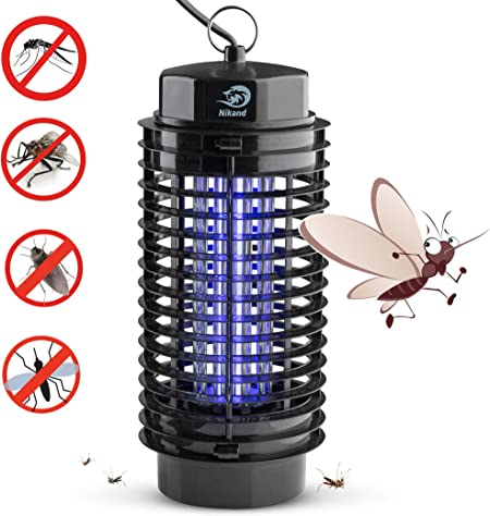FLYING INSECT KILLER ELECTRIC ELECTRONIC UV INDOOR MOSQUITO PEST FLY BUG ZAPPER