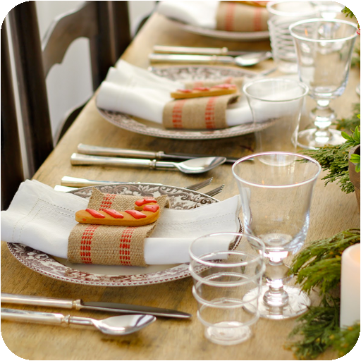 Table Setting Ideas -