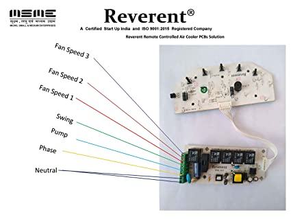 buy reverent remote controlled air cooler solution pcbs rcool 11 dp online  at low prices in india - amazon in
