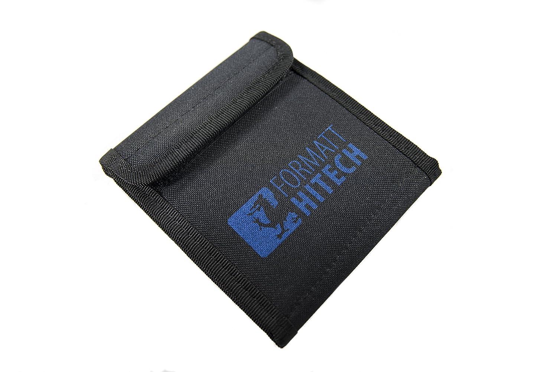 100/mm Formatt Hitech HT100MULTI Funda para 6 filtros color negro