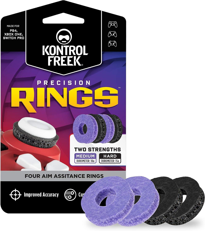 KontrolFreek Precision Rings: Amazon.es: Videojuegos