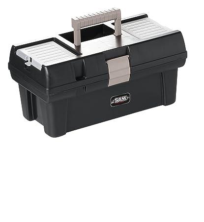 Sam outillage cao-16z – Caja de herramientas (PVC, ...