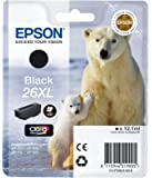 Epson Polar Bear 26 Ink Cartridge - XL High Capacity, Black