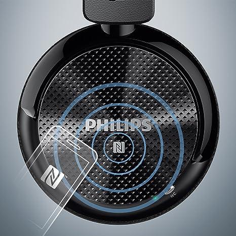 Philips SHB8750NC/27 - Auriculares (Inalámbrico, Diadema, Binaural ...