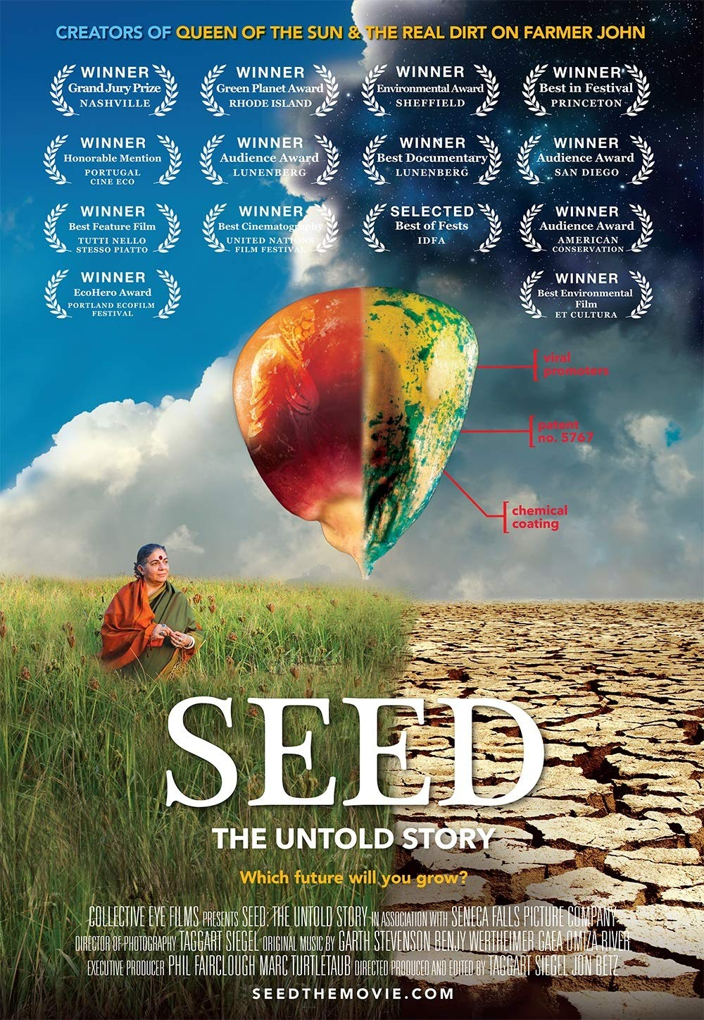 SEED: The Untold Story by Collective Eye Films