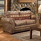 American Furniture Classics Sierra Lodge Love Seat
