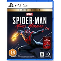 Spider-Man: Miles Morales - Ultimate Edition (PS5) - UAE NMC Version
