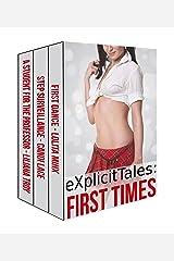 eXplicitTales: First Times Bundle (eXplicitTales Mixed Bundles Book 1) Kindle Edition