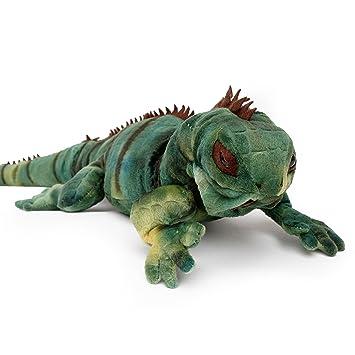 Iguana * 65 cm * Peluche LEGUAN Peluche Iguana Iguane ...