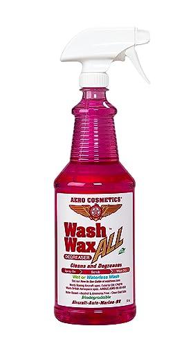 Aero Cosmetics Wash Wax All Degreaser