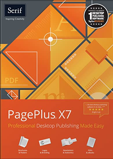 serif pageplus x7