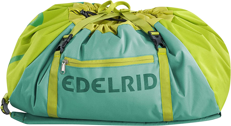 EDELRID Drone Rope Bag - Jade : Sports & Outdoors