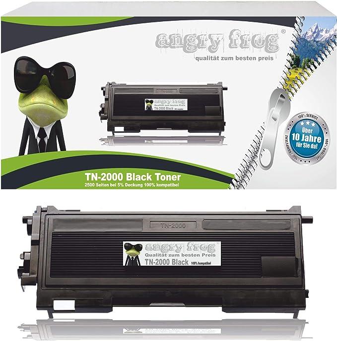 Black Toner Für Brother Tn 2000 Hl 2030 2040 Elektronik