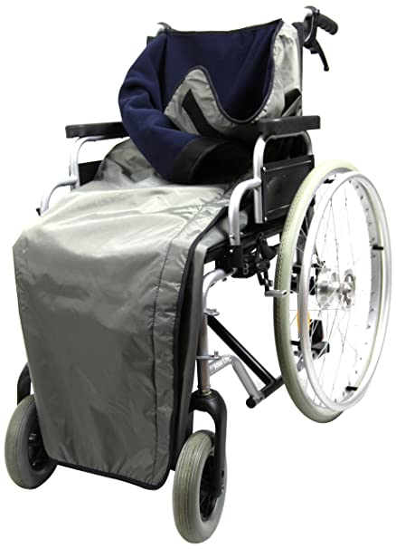 Pellis Medica AZ-819 - Saco de abrigo para silla de ruedas (150 cm