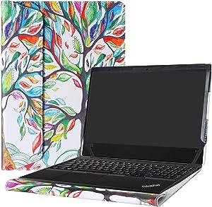 "Alapmk Protective Case Cover For 15.6"" Lenovo ThinkPad E590 E595 E580 E585 Series Laptop(Warning:Not fit thinkpad E570 E575 E560 E560p),Love Tree"