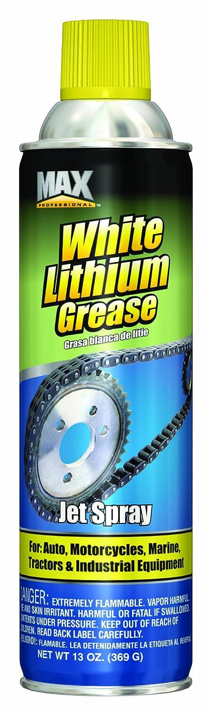 Max Professional 4088 White Lithium Grease - 13 oz.