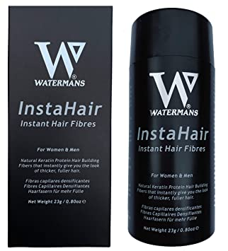 InstaHair Best Hair Building Fibras marrón oscuro 23 g ...