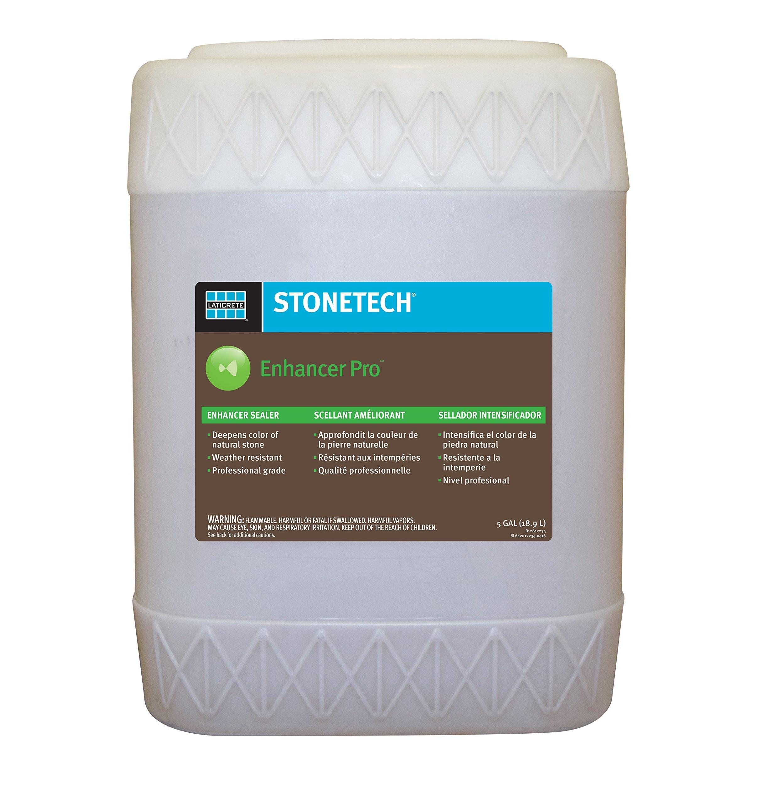 Laticrete Stonetech Enhancer Pro Sealer - 5 Gallon by Laticrete Stonetech