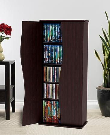 Amazon.com: Atlantic 83035729 Venus 198 Media Cabinet P2: Home ...