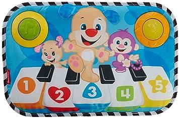 Amazon Com Fisher Price Laugh Learn Kick N Play Piano Baby
