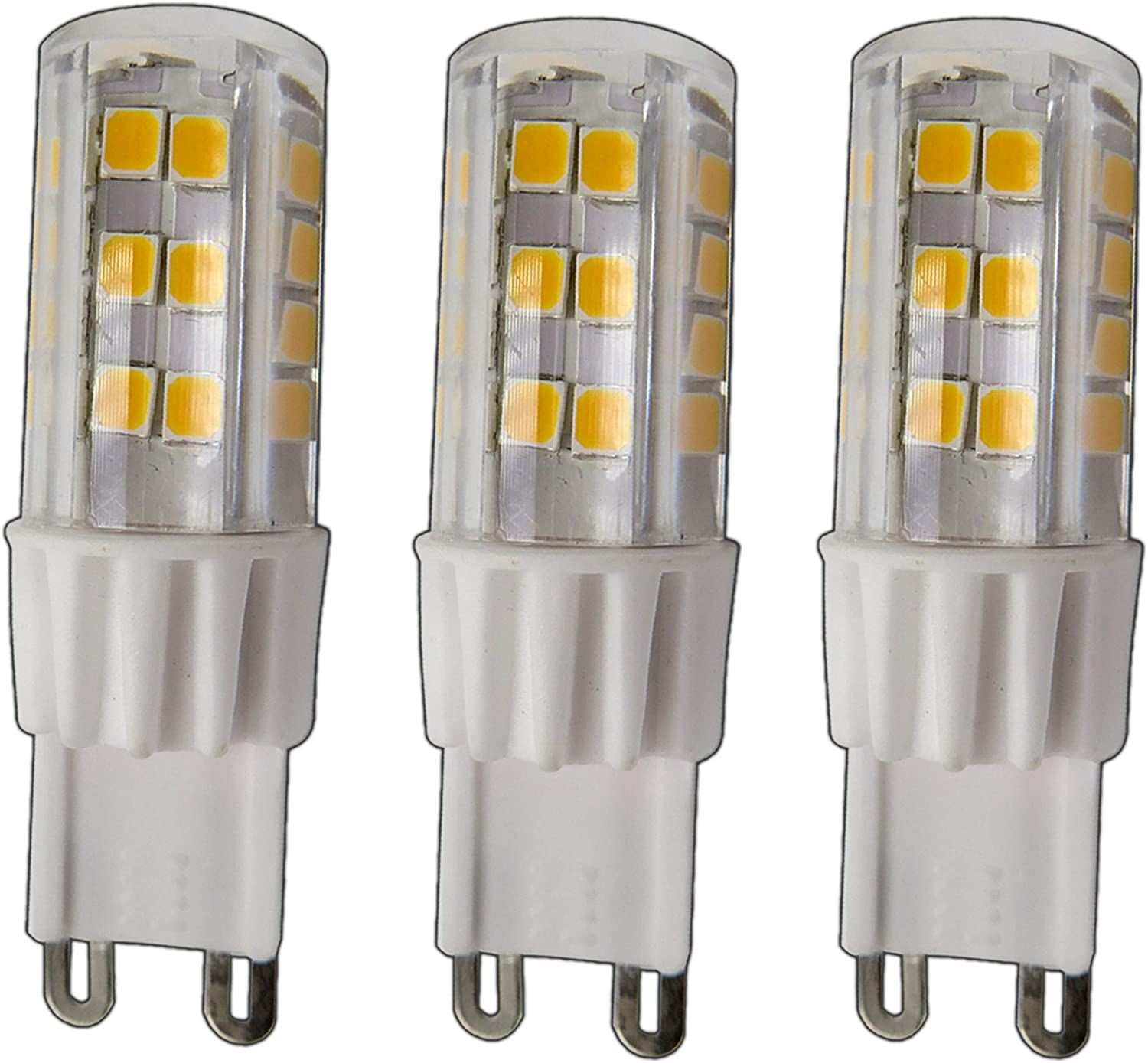 G9 LED Light Bulbs Dimmable Warm White