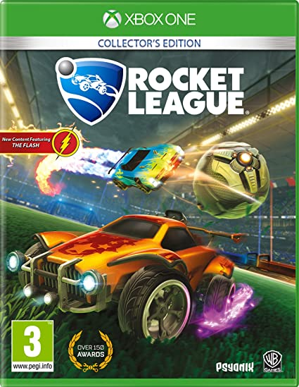 Rocket League: Collectors Edition - Xbox One: Amazon.es: Electrónica