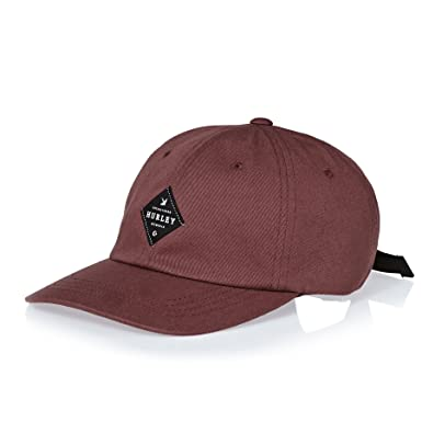 ... finest selection 71353 3bc1b Hurley San Pedro Dad Cap One Size Mars  Stone ... c182ef505790