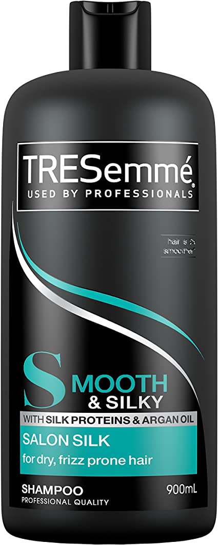 TRESemme smooth and silky Champú, 900 ml: Amazon.es: Belleza
