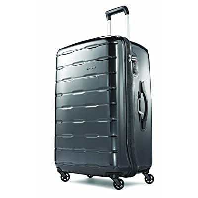Samsonite Spin Trunk Spinner 29, Charcoal, One Size