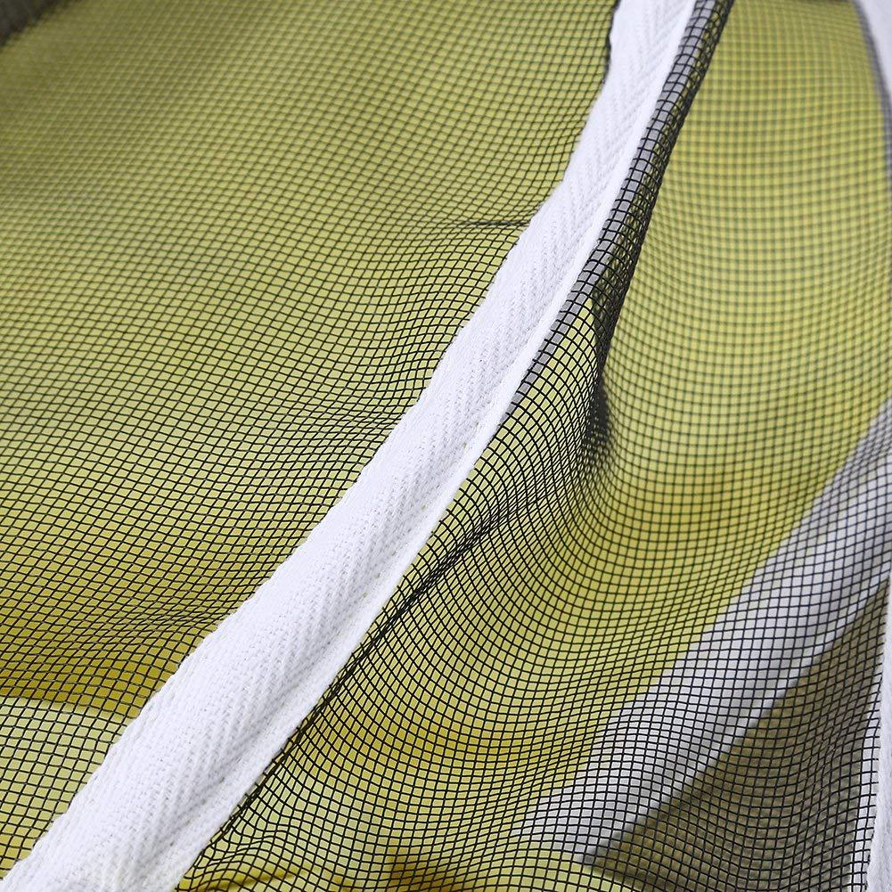 f/ür Kinder Fdit Professioneller Bienenzucht-Schutzanzug sch/ützt den Bauernhof M