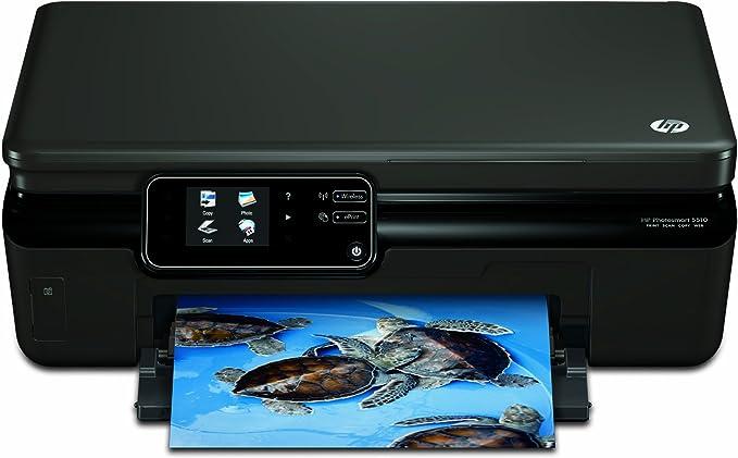 HP Photosmart 5510 E B111A - Impresora multifunción de tinta ...